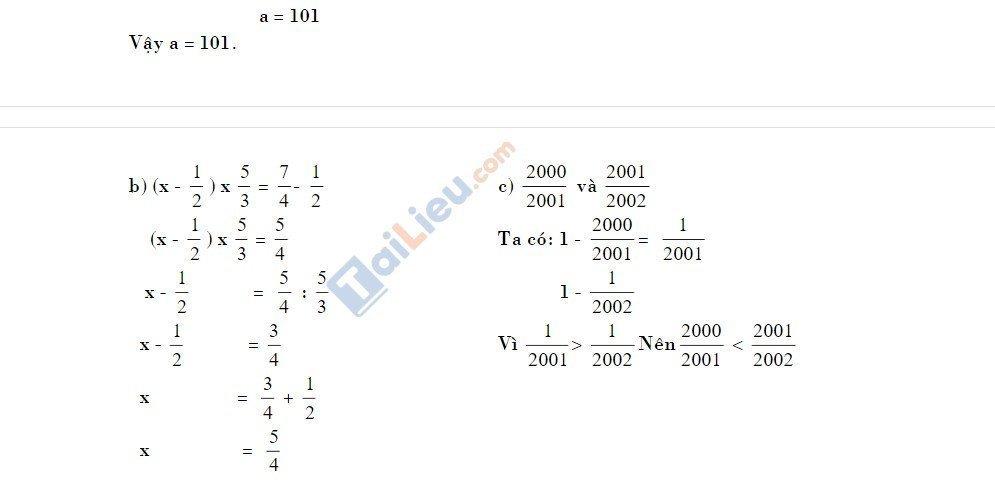 10 Đề thi vào lớp 6 môn toán 2020 mới nhất_24
