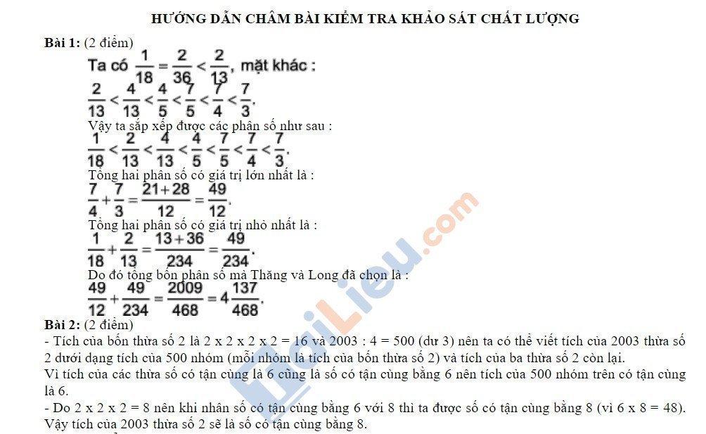 10 Đề thi vào lớp 6 môn toán 2020 mới nhất_32