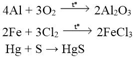Lý thuyết tính chất của kim loại