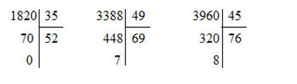 Giải bài 1 trang 85 VBT Toán lớp 4