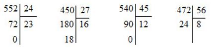 Giải bài 1 trang 83 VBT toán lớp 4 tập 1