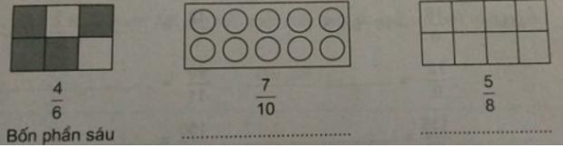 Giải bài 2 trang 15 VBT Toán lớp 4 tập 2