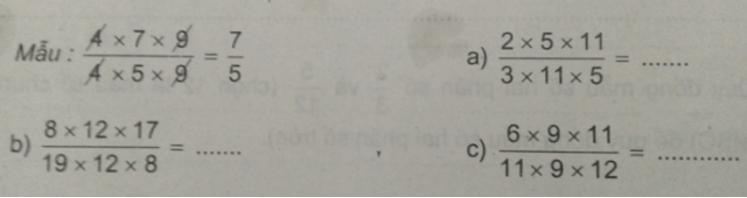Giải bài 4 trang 21 Vở bài tập Toán lớp 4