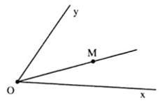 Lý thuyết bài 2: Góc Toán hình lớp 6 ngắn gọn