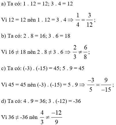 Trả lời câu hỏi toán 6 tập 2 bài 2: phân số bằng nhau trang 8
