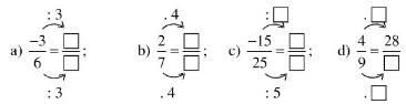 Giải bài 12 trang 11 SGK Toán 6 Tập 2 | Giải toán lớp 6