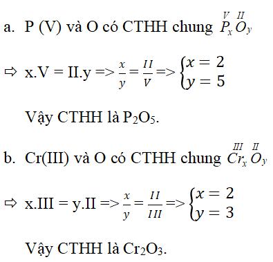 Giải bài tập Hóa học 8 | Để học tốt hóa học 8