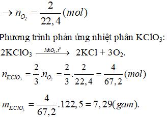 Giải bài tập Hóa học lớp 8 | Giải hóa lớp 8