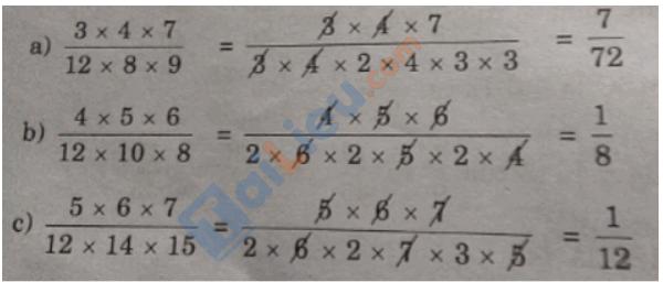 Giải vở bài tập toán lớp 4 trang 24