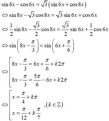 Bài tập trắc nghiệm Đại số và Giải tích 11 | Bài tập và Câu hỏi trắc nghiệm Đại số và Giải tích 11